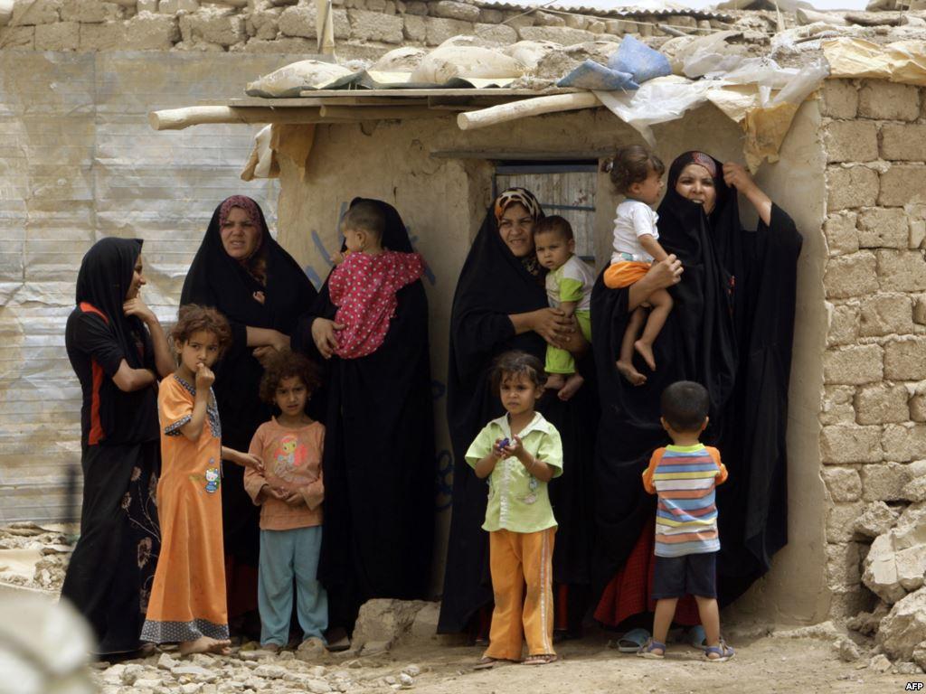 آلاف الأسر تعاني التشرد في واحد من أغنى بلدان العالم بقلم عباس سرحان