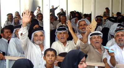"""المتقاعدون ، """" لا تطلب الخير من بطون جاعت ثم شبعت """" بقلم علي محمد الجيزاني"""