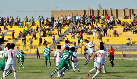 غدا مباراة منتخبنا الاولمبي بكرة القدم امام فريق الخور القطري