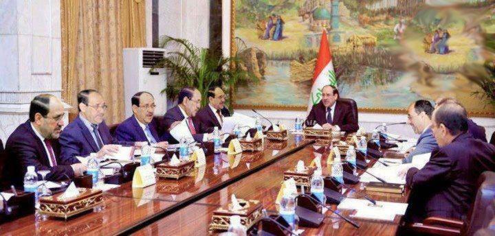 ديمقراطية المالكي في مجلس الوزراء العراقي