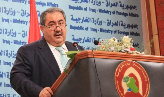 زيباري:الصين تقف مع الحكومة العراقية في جهودها بمكافحة الإرهاب