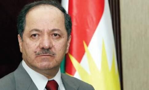 """برزاني :حل مشكلة العراق بالنظام """"الفدرالي""""!"""