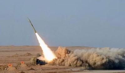 سقوط ثلاثة صواريخ على قاعدة الاسد في كركوك