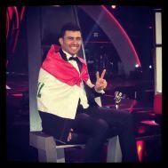 """فوز الشاب العراقي ستار سعد في برنامج """"ذي فويس"""""""