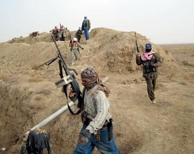 المقاومة العراقية : انتصار الذئاب على غدر الكلاب..؟! بقلم د. أحمد النايف