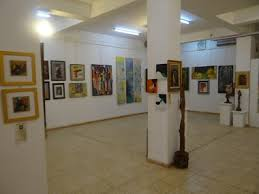 كربلاء : معرض التشكيلي وبمشاركة (39) فنانا لمدة خمسة ايام