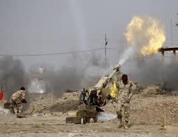 مقتل واصابة 9 اشخاص بالقصف المدفعي على الفلوجة والرمادي