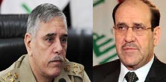 خبير عسكري:المالكي ومكتبه العسكري يتبعان سياسة غير أخلاقية