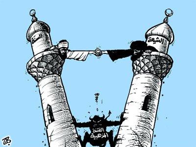 السنة الشيعة