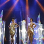 Competitors Take Part In Miss International Queen Beauty Pageant