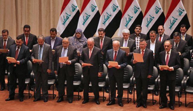 البرلمان العراقي يمنح الثقة لتشكيلة حكومة العبادي