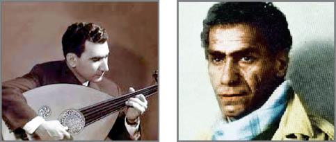 استذكار الموسيقار جميل بشير والتشكيلي فائق حسن