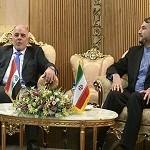 العبادي في طهران على رأس وفد سياسي اقتصادي رفيع