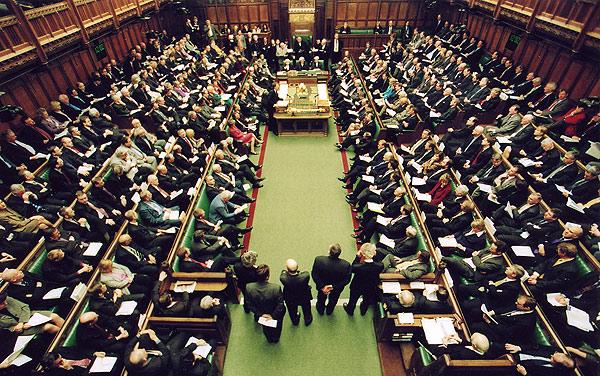 البرلمان البريطاني يعترف بدولة فلسطين رمزيا