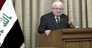 """خطاب """"مهم"""" للرئيس العراقي الاربعاء المقبل"""