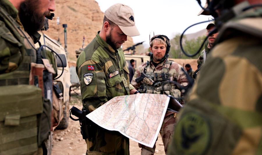 الجيش-النرويجى