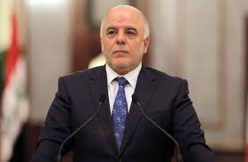العبادي يهنىء عمليات صلاح الدين والشعب العراقي على تحرير بيجي