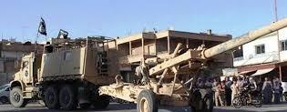 على النغمة الامريكية ..تقرير:ذخيرة داعش الحربية تكفيه لقتال عامين!