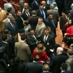 فيديو خاص من مشادات نواب البرلمان العراقي الثلاثاء