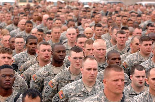 american-soldiers