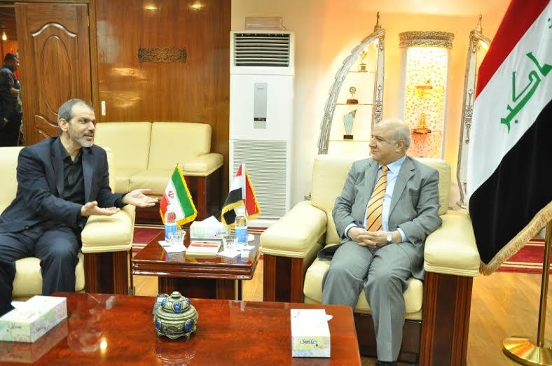 وزير الثقافة :التواصل الثقافي بين العراق وايران يعزز الامن والاستقرار في البلاد!