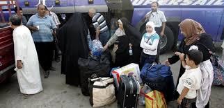 الهجرة وتفكيك العائلة العراقية!!