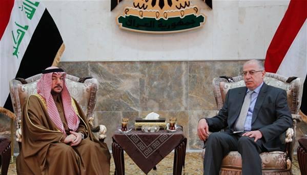 النجيفي والصميدعي يتفقان مؤتمر اسلامي