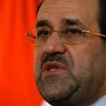 Jordan - Politics - Iraqi Prime Minister Nouri al-Maliki speaks