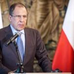لافروف: لا ادلة لاثبات اتهام دمشق باستخدام الكيمياوي