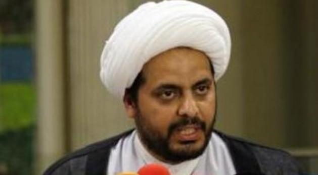 الخزعلي يدعو الى التظاهر ضد الفساد الحكومي وتغيير الكابينة الوزارية