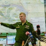 """وزارة الدفاع الروسية: """"داعش"""" يستخدم """"دروعا بشرية"""" في سوريا"""