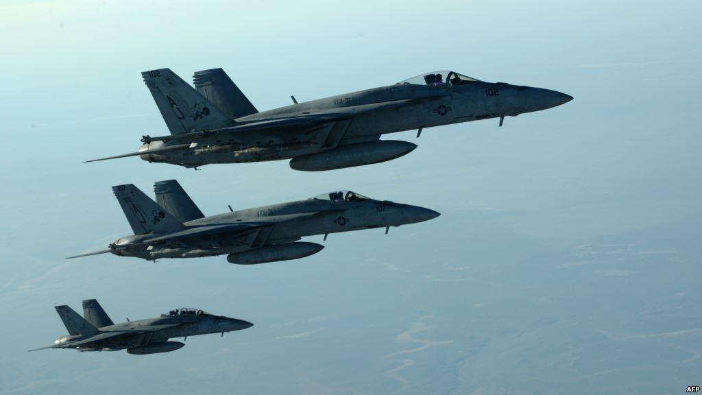 الامن النيابية:الاجواء العراقية تحت سيطرة التحالف الدولي