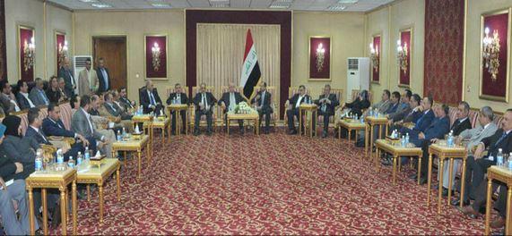 تحالف القوى يرفض مشاركة الحشد الشعبي في تحرير الموصل