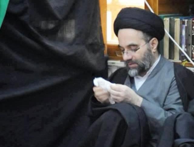 محمد رضا السيستاني ومسؤولية الفساد في العراق