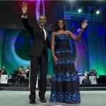 ميشيل أوباما:سابقى خارج الوسط السياسي بعد خروجي من البيت الابيض