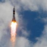 مؤن جديدة في طريقها إلى محطة الفضاء الدولية
