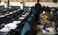 اعتصام النواب داخل قبة البرلمان ضد المحاصصة السياسية
