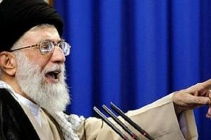 النفاق..خامئني:الولايات المتحدة ترهب الشركات من التعامل مع ايران