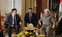 وزير التنمية التركي يؤكد للبرزاني دعم بلاده لانعاش الاقتصاد الكردستاني