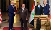زيارة بايدن لبغداد وشروط التقسيم