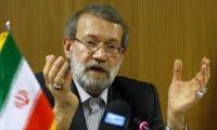 لاريجاني:نأمل اجتثاث الارهاب من خلال معركة تحرير الفلوجة!