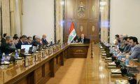 مجلس الوزراء يوافق على مشروع قانون مجلس القضاء الاعلى