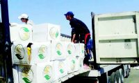 مصادر:المساعدات السعودية لنازحي الانبار تم بيعها من قبل الهميم والرواي!
