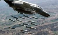 الطائرات التركية تقصف معاقل حزب العمال الكردستاني في محافظة دهوك