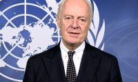 ميستورا:جولة مباحثات السلام السورية لن تعقد قبل أسبوعين أو ثلاثة على الأقل