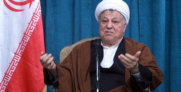 رفسنجاني:العراق من مناطق النفوذ الايراني!