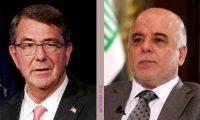 كارتر:العبادي حليفنا الاول في العراق!