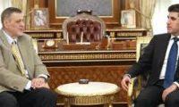 كوبيتش يدعو حكومة الاقليم لمواصلة الحوار مع بغداد