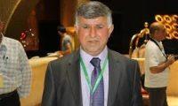 رئيس اتحاد الكرة الاماراتي الجديد يستقبل وفدا عراقيا