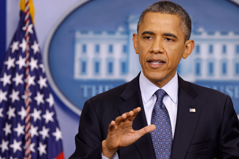 اوباما يدعو خضوع جميع المرشحين للرئاسة الامريكية الى معايير محددة
